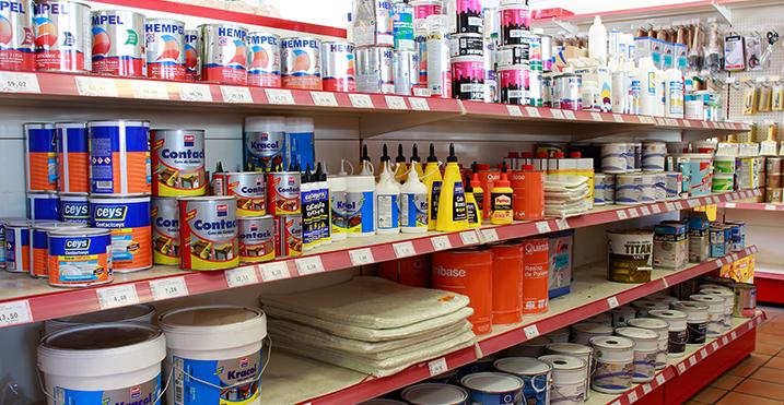 Pinturas y productos químicos Maó