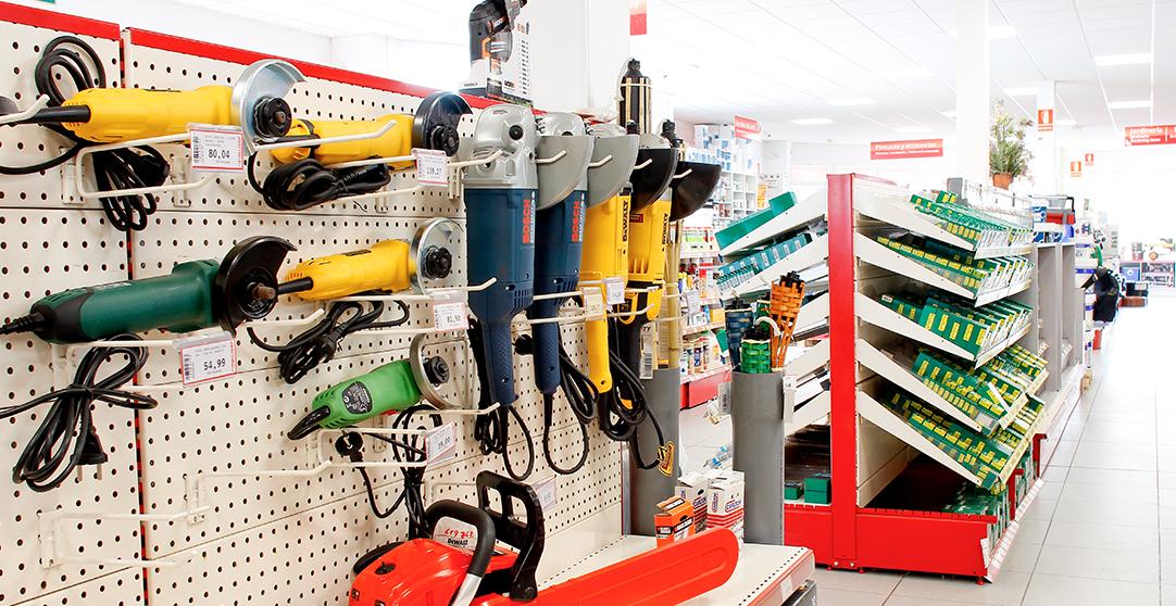 Herramientas y materiales de construcción Alaior