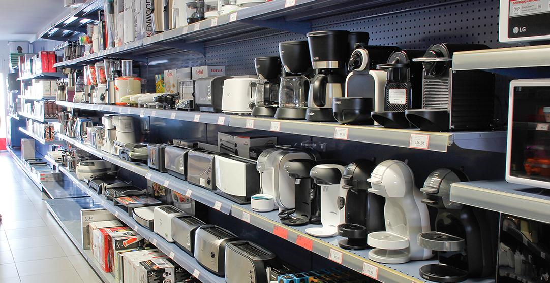 Electrodomésticos y hogar Mercadal