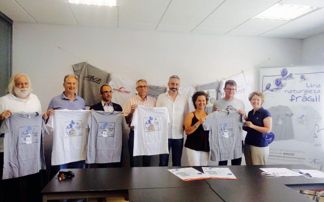 Camisetas Solidarias 2016