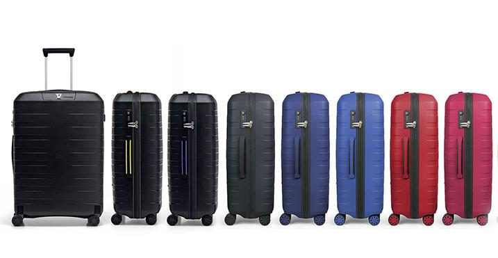 Maletas y accesorios para viaje