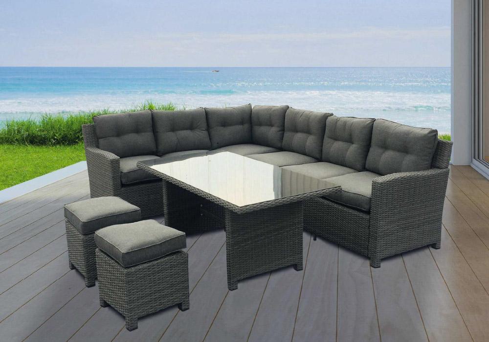 C mo elegir muebles para la terraza apalliser for Muebles de terraza para departamentos