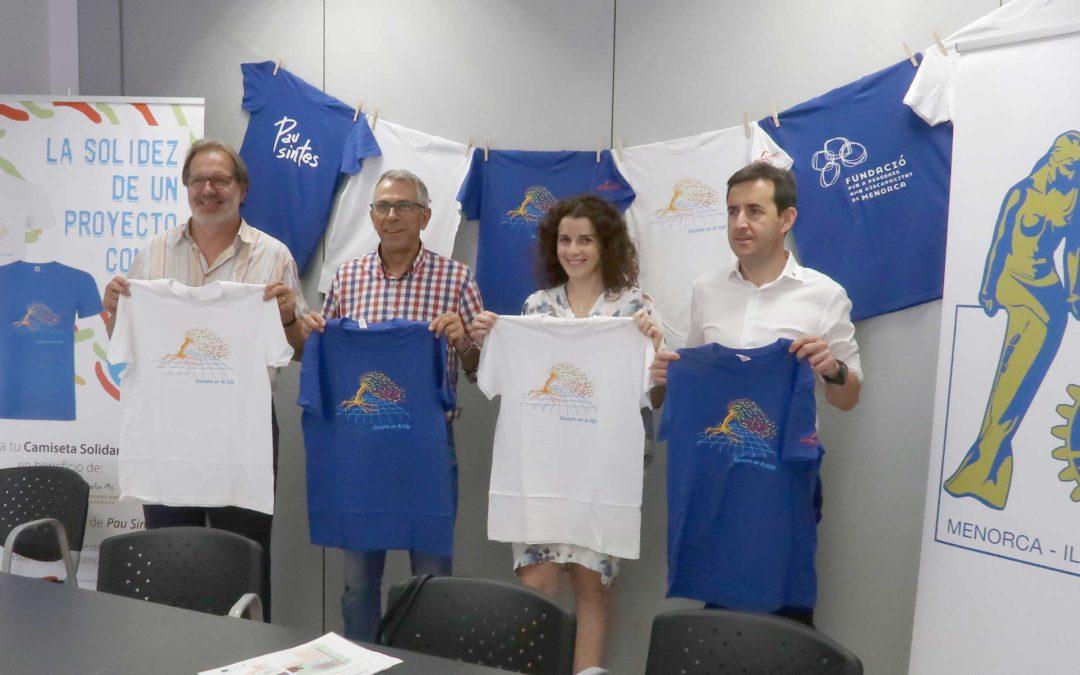 Camiseta Solidaria 2018