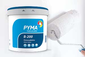 Pintura PYMA b-200