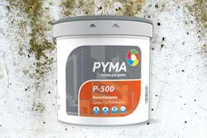 Pintura PYMA P-500