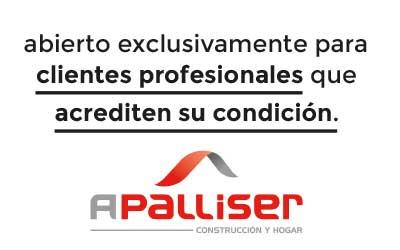 Abiertos exclusivamente para clientes profesionales que acrediten su condición
