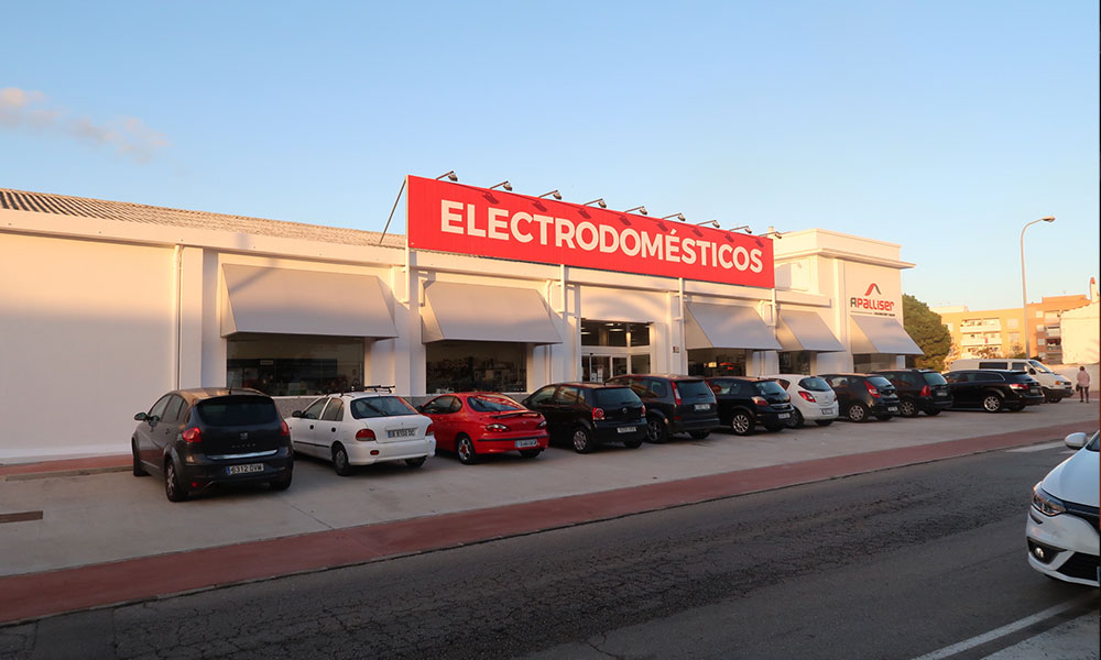 New Home Appliances Store