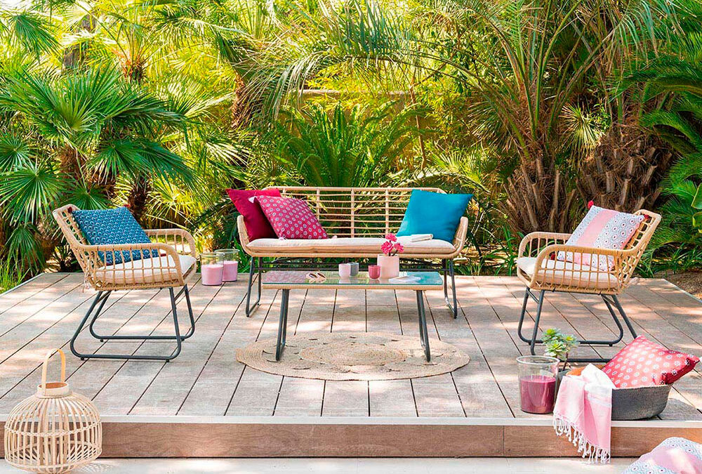 New Hespéride outdoor furniture collection