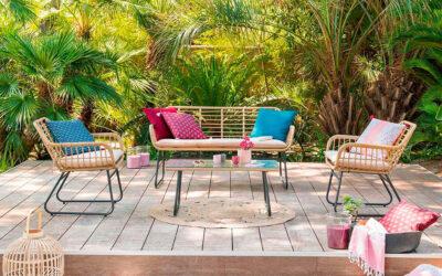 Nueva colección mobiliario exterior Hespéride