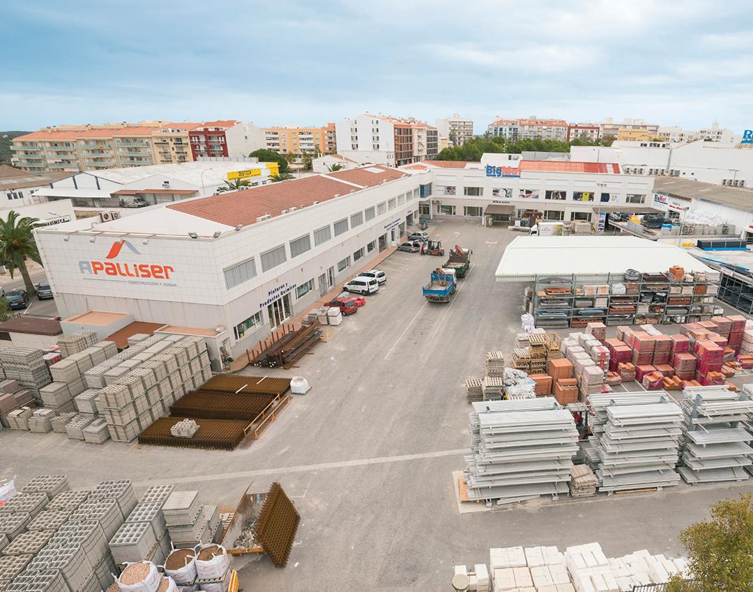 Apalliser, Materiales de construcción, electrodomésticos, bricolaje Menorca