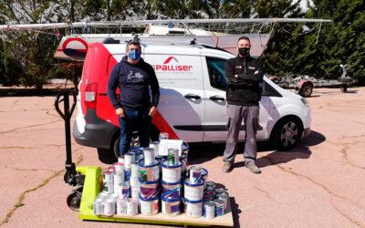 Colaboración Hempel y CIFP Centre de la mar de Menorca